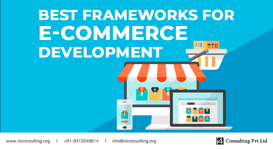 top 5 framework for e-commerce